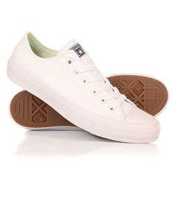 Converse | Кеды Кроссовки Низкие Ct Ll Ox White