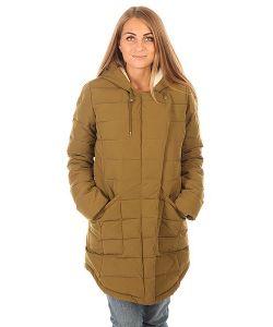 Roxy | Куртка Зимняя Женская Indi J Jckt Military Olive