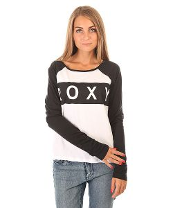 Roxy | Лонгслив Женский Love J Tees True Black