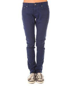 Roxy | Штаны Узкие Женские Suntrippers J Pant Blue Print