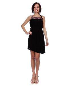 Loreak Mendian | Платье Женское Azucena Black