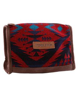Pendleton | Сумка Travel Pouch Red Mini Diamond Desert