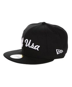 Huf | Бейсболка New Era Usa Newera Black