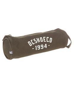 Dcshoes   Пенал Dc Shoes Tank 3 Dark Olive