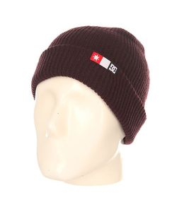 Dcshoes | Шапка Dc Shoes Core Beanie Winetasting