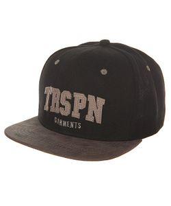 Truespin | Бейсболка С Прямым Козырьком Trspn Fleece 01 Black