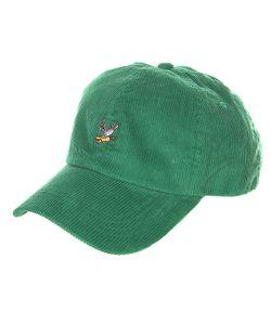 Запорожец | Бейсболка Классическая Corduory Cap Green