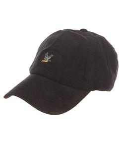 Запорожец | Бейсболка Классическая Corduory Cap Black
