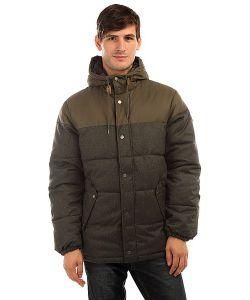 Quiksilver | Куртка Зимняя Woolmore Forest Night