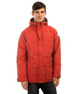 Quiksilver | Куртка Зимняя Sealakes Jckt Barn Red