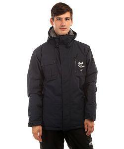 Quiksilver | Куртка Утепленная Mission Art Navy Blazer
