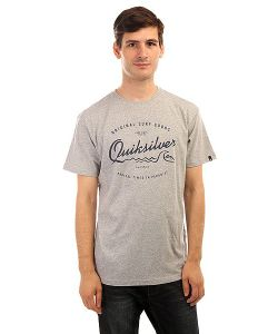 Quiksilver | Футболка Classteesswestp Athletic Heather
