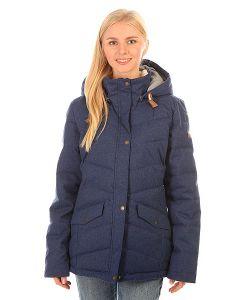 Roxy | Куртка Зимняя Женская Nancy Jk Blue Print