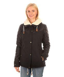 Roxy | Куртка Зимняя Женская Loran Jk True Black