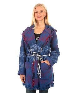 Roxy   Куртка Женская Santa Outlands Palace Blue