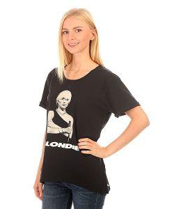 Roxy | Футболка Женская Blondie Black True Black