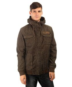 Globe | Куртка A Side Jacket Brown