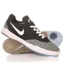 Nike | Кеды Кроссовки Низкие Paul Rodriguez 9 Elite T Black/White