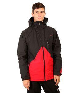 Quiksilver | Куртка Mission Color Black