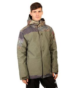 Quiksilver | Куртка Tension Jacket Woodland