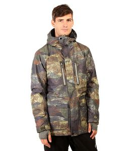 Quiksilver | Куртка Dark Stormy Woodland