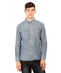 Dcshoes | Рубашка Dc Arrowood Indigo Chambray