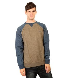 Quiksilver | Толстовка Свитшот Everydaycrew Dusty Olive