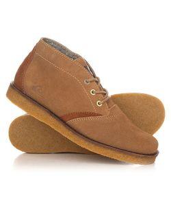 Quiksilver | Ботинки Высокие Harpoon M Boot Brown