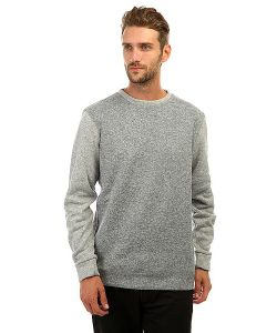 Quiksilver | Джемпер Keller Crew Light Grey Heather