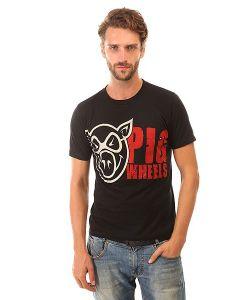 Pig | Футболка Grunge Black