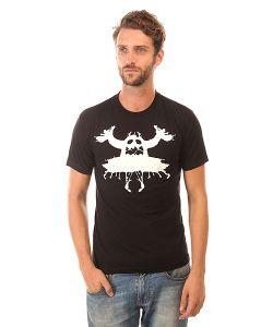 Toy Machine | Футболка Rorschach Black
