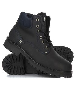 Wrangler | Ботинки Зимние Yuma Fur Dark Navy