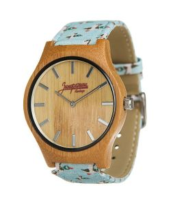 Запорожец | Кварцевые Часы Бамбук Дичь 86 Бит
