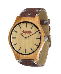Запорожец | Кварцевые Часы Бамбук Дичь