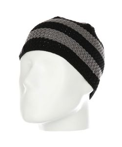 Fallen | Шапка Buffalo Striped Knits Beanie Charcoal