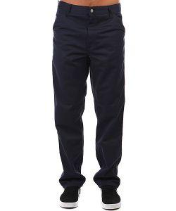 Carhartt WIP | Штаны Прямые Simple Pant Navy
