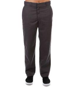 Dickies | Штаны Прямые Work Pant Washed Steel