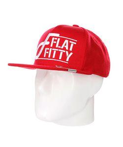 Flat Fitty | Бейсболка Stacked