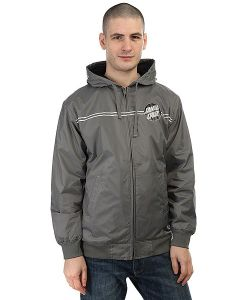 Santa Cruz | Куртка Dot Windbreaker Charcoal
