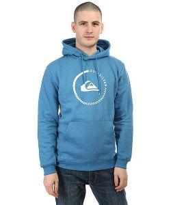 Quiksilver | Толстовка Кенгуру Big Logo Hood Vallarta