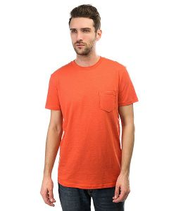 Quiksilver | Футболка Slubstitution Burnt Sienna