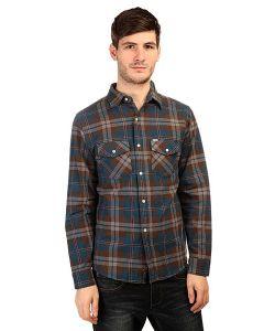 Slave   Рубашка В Клетку Flannel