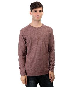 Quiksilver | Лонгслив Lindow Crew Port Heather