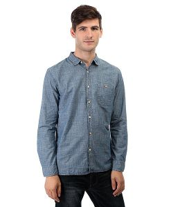 Quiksilver | Рубашка Thechambray Bsnw Rinse