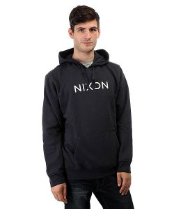 Nixon   Толстовка Кенгуру Neptune Pullover Hoodie Midnight Navy