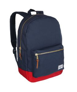 Herschel Supply Co. | Рюкзак Городской Herschel Settlement Navy/Red