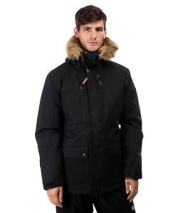 Quiksilver | Куртка Selector Black