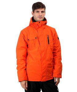 Quiksilver | Куртка Mission Solid Nmj0 Flame