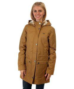Roxy | Куртка Парка Женская Tara Heritage Heather