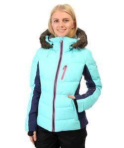 Roxy | Куртка Женская Snowstorm Blue Radiance